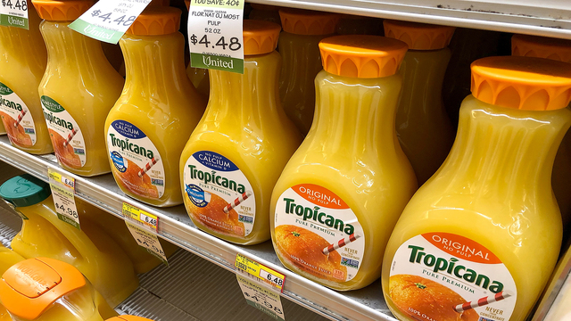 Study: Drinking too much fruit juice linked to risk of early death