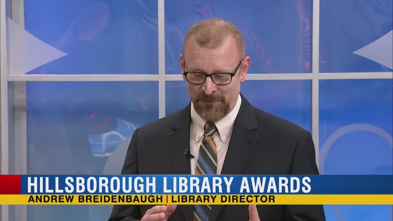 Hillsborough County Public Library named best in state