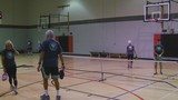 Pickleball hits court as country's fastest growing sport