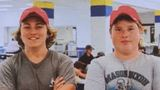 Outrage after pro-Trump hats blurred in yearbook