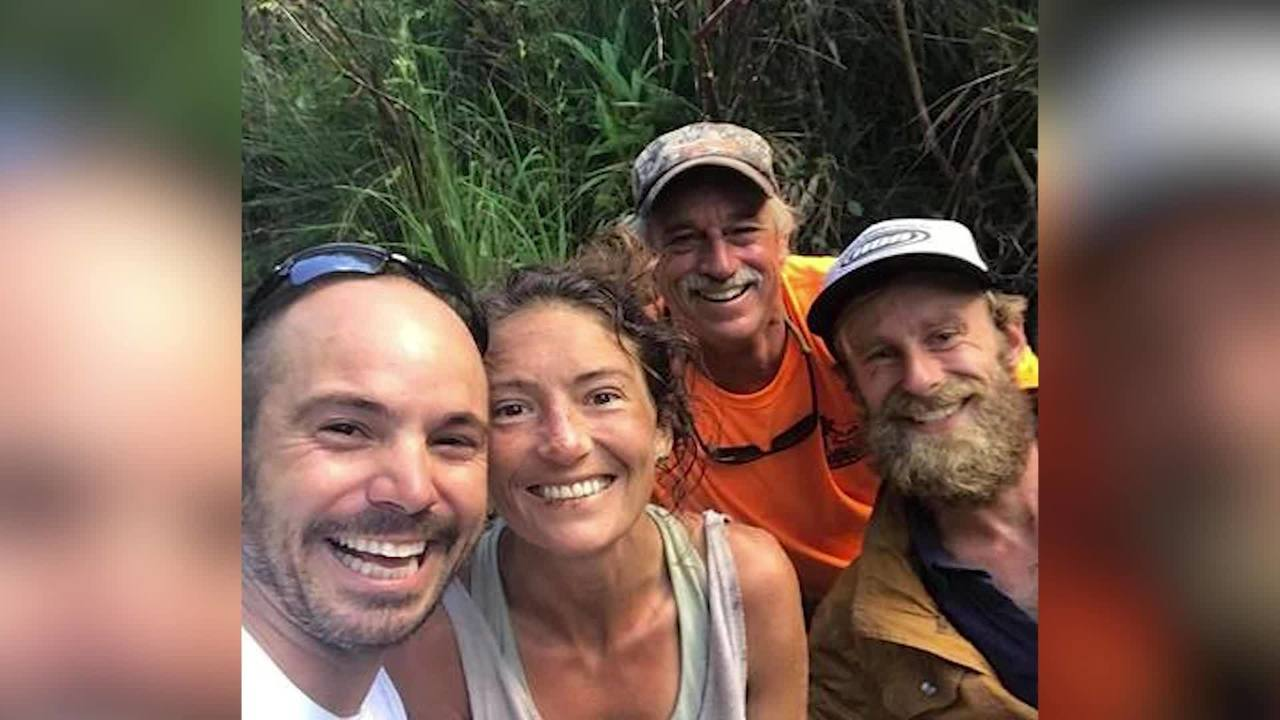 Missing Maui hiker with ties to Tampa Bay area found alive after 2 weeks