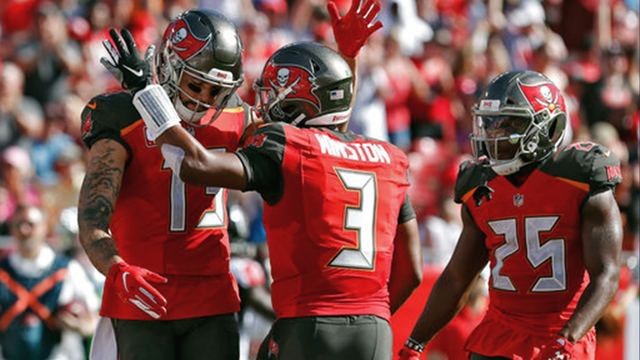 Bucs uniform ranked as one of the worst in NFL