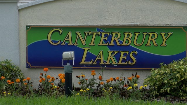Canterbury Lakes subdivision protesting plans for 7-Eleven in neighborhood