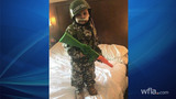 Family asks for military attendance for boy who wanted to be an 'Army Man'